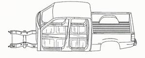 quad cab truck image