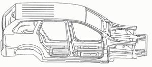 sport utility vehicle image